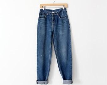 vintage high waist Coca-Cola jeans, waist 30