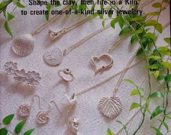 Jewelry tutorials. Art Clay Silver.  PDF