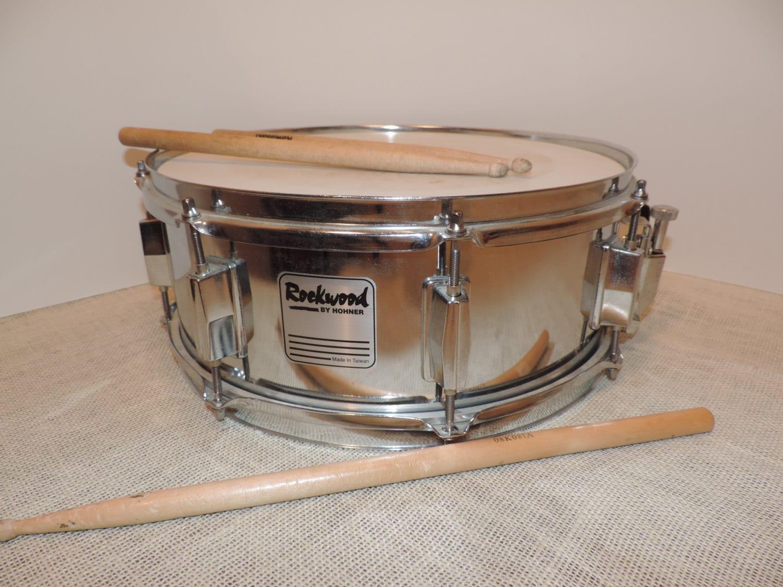 snare drum rockwood by hohner snare drum vintage drum drum. Black Bedroom Furniture Sets. Home Design Ideas