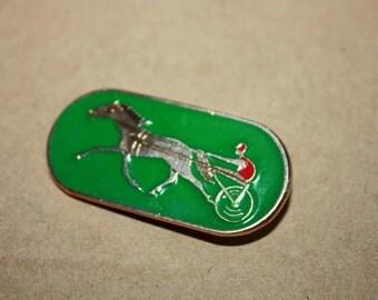 USSR Rare Pin - Vintage Soviet Russian Pin