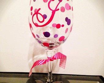 Personalized Wineglasses