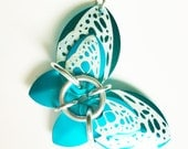 Butterfly Necklace / Pendant - Choice of colors