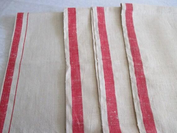 Vintage Linen Towels 47