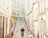 """Paris photography, Paris art, Paris decor """"The Bicycle Thief """""""
