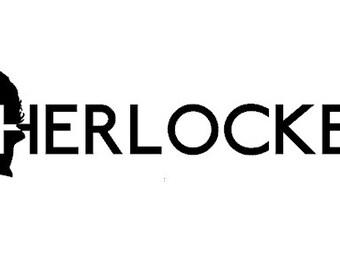 Sherlocked BBC Sherlock Decal