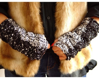 Black and White Hand Warmers.