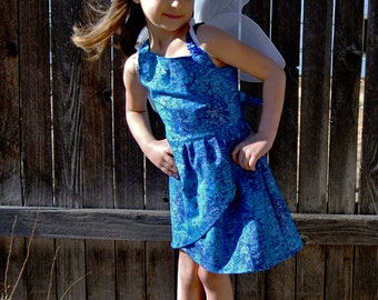 My Pixie Hollow: Silvermist Costume in Sizes 2T, 3T, 4T, 5, 6, 7, 8 and 10