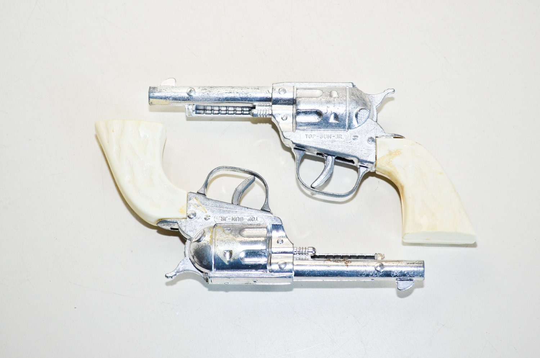 Cap Gun Top : Top gun jr cap guns