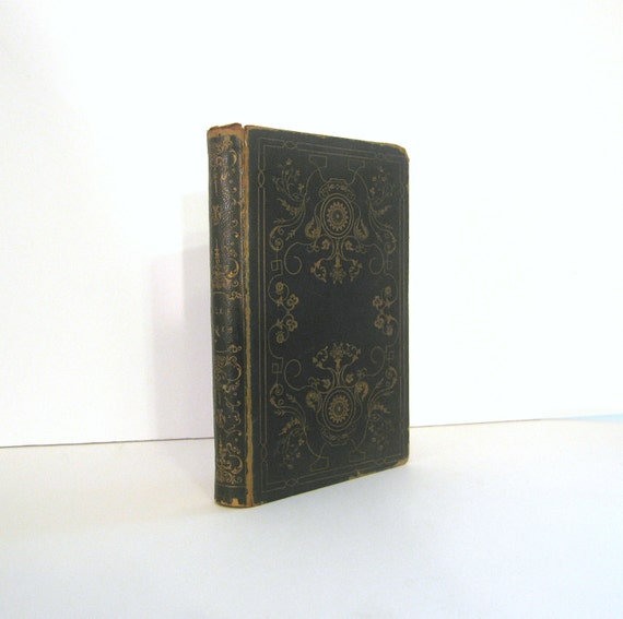 Lalla Rookh by Thomas Moore Ornate 1848 American Edition of a great ...