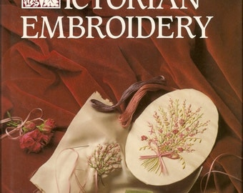 Victorian Embroidery by Fred Parker - SALE