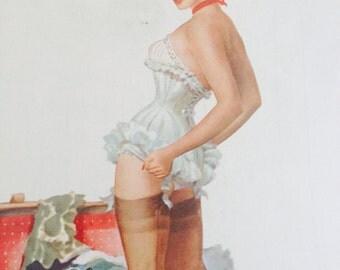 1946 Pin-Up Girl Calendar