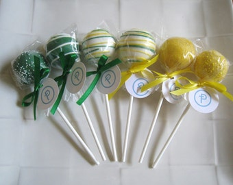 Cake Pops Made to Order with High Quality Ingredients