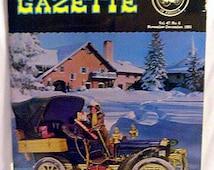 Horseless Carriage Gazette November-December 1985 Volume 47 No. 6