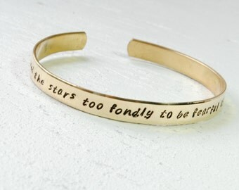 I Have Loved the Stars Cuff