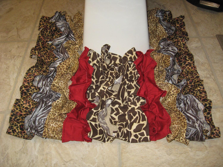 cheetah print bathroom sets ~ descargas-mundiales