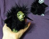 Handmade Art Doll - Undead -Weedoos