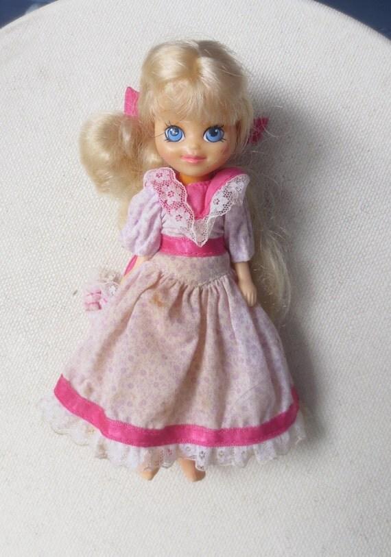80s Toy Dolls : Vintage my little pony megan doll s toy girl mlp