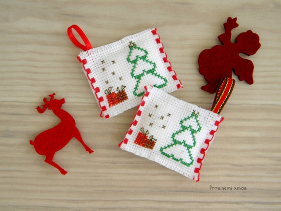 Christmas ornaments set, christmas decoration, holiday home decoration ...