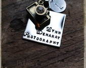 Capture Life - Personalized Camera, Photography, Gift For Photographer, Wedding Photographer Keychain Stainless Steel by rubiesandwhimsy