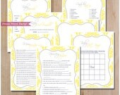 Baby Shower Games printab...