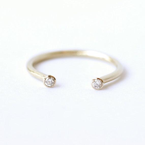 like this item - Horseshoe Wedding Rings
