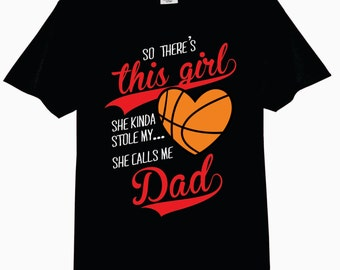me my dad and basketball Is it wrong to hope her next sport involves time shooting hoops with me  dad  calmly rebounds the basketball and tosses it to his son over and over and over.