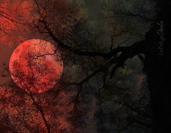 red moon photography - photo #6