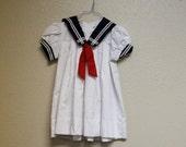 Girl's Polka Dot Dress