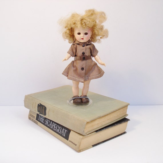 Terri Lee Girl Scout Doll Sleep Eye Walker By