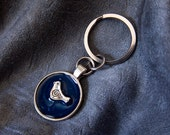 Dove Bird Keychain - Choo...