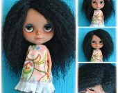 Retrooting services for blythe doll made by order.This price included Hair & Scalp