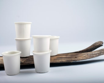 SUGAR - Porcelain coffee cup