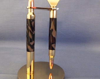 Camo Bullet Razor and Stand