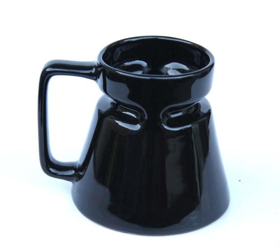 Wide Base Coffee Travel Mug