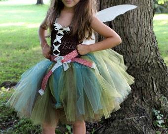 Pirate Fairy Zarina Tutu Dress