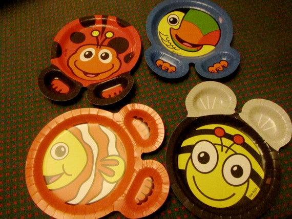 Zoo Pals Paper Plates Supplies Crafts on Paper Plate Umbrella Craft