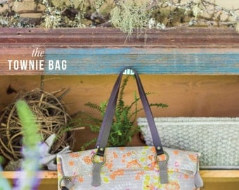 Townie Bag - PDF Pattern