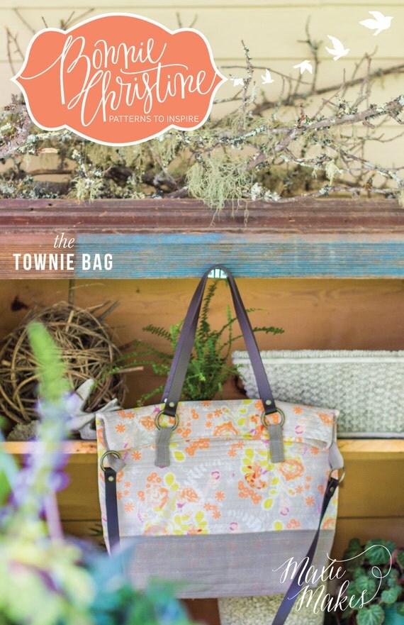 Townie Bag - Hard Copy