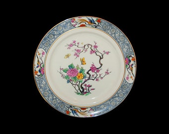Vintage Lenox China Ming-Birds  Salad Plate