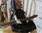 Adele, OOAK Witch
