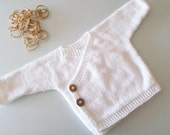 Baby kimono, coming home outfit, newborn outfit, woodland Nursery, infant kimono, hospital outfit, newborn gift, take home outfit, baby boy