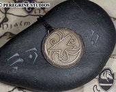 Amulet of Zenithar (Stainless Steel)