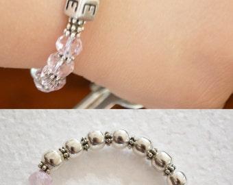 baby bracelet, baby perosnalised bracelet, baby name bracelet., christening bracelet , GREAT GIFT