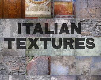 Italian Texture Pack High Resolution Photos