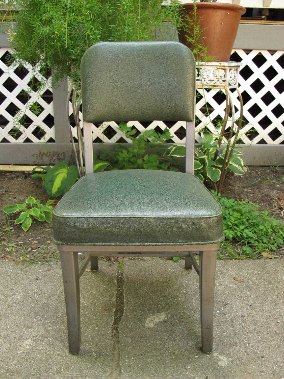Vintage 1950 S Office Desk Chair Steelcase Chair