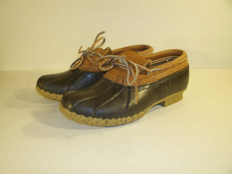Ll Bean Duck Boots Bean Boots Waterproof Shoes Muck Boots
