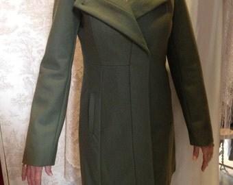 Mossimo, Designer, Wool Spring coat