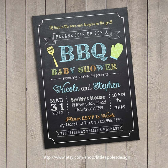 bbq baby invitations baby shower bbq invitation bbq baby shower