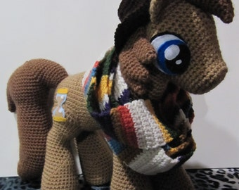 Doctor Whooves 4th Pattern - My Little Pony