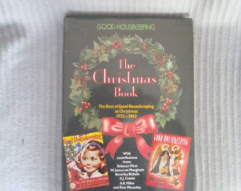Good Housekeeping The Christmas Book 1922-1962